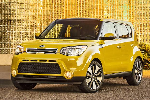 2015 kia soul new car review autotrader. Black Bedroom Furniture Sets. Home Design Ideas