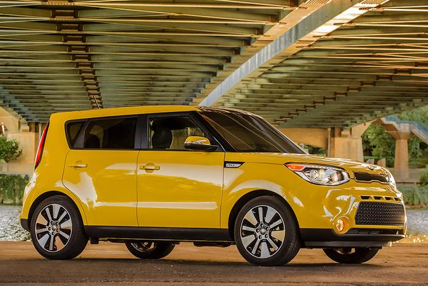 2016 kia soul new car review autotrader. Black Bedroom Furniture Sets. Home Design Ideas