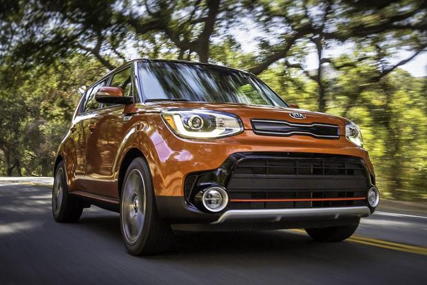 2017 Kia Soul: New Car Review featured image large thumb0