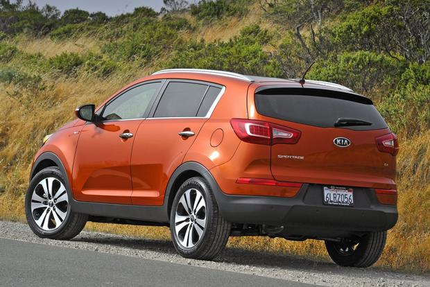2012 Kia Sportage: New Car Review