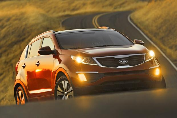 2012 Kia Sportage: New Car Review featured image large thumb2