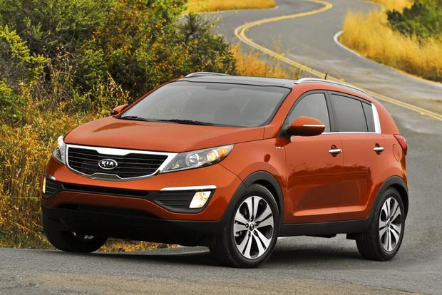 2012 Kia Sportage: New Car Review featured image large thumb7
