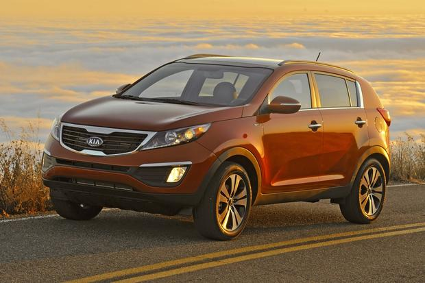 2012 Kia Sportage: New Car Review featured image large thumb11