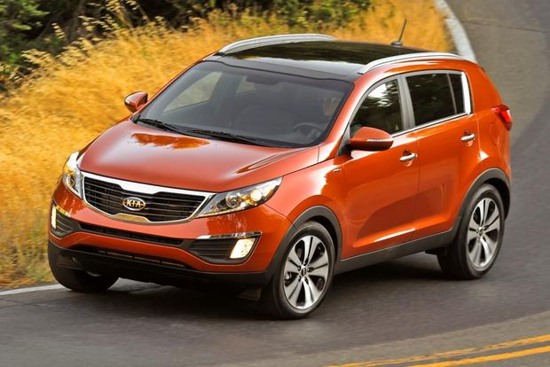 2012 Kia Sportage: New Car Review featured image large thumb13