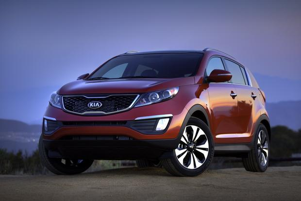 2013 Kia Sportage: New Car Review