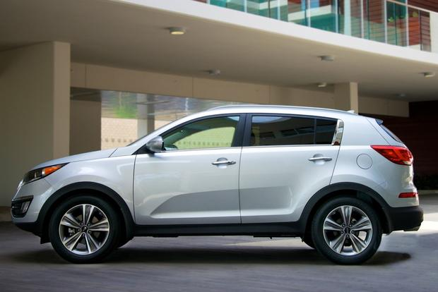 Exceptional 2014 Kia Sportage: New Car Review Featured Image Large Thumb0