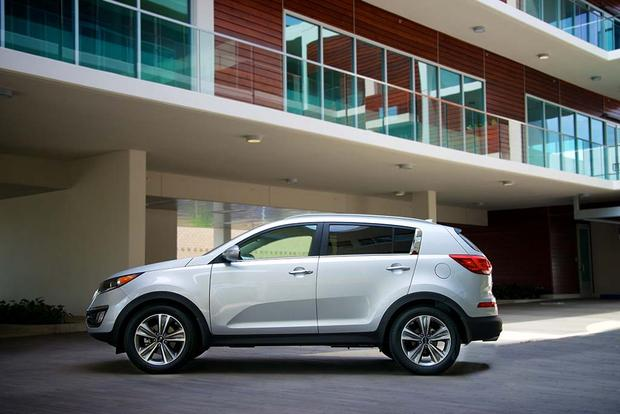 2016 Kia Sportage: New Car Review featured image large thumb2