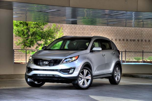 2016 Kia Sportage: New Car Review featured image large thumb0