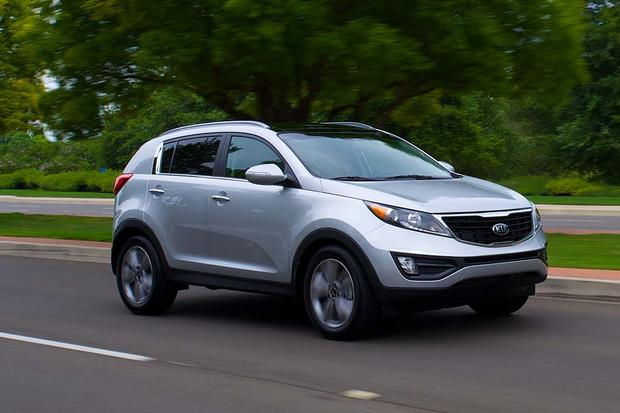 2016 Kia Sportage: New Car Review featured image large thumb1