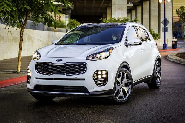 2016 vs. 2017 Kia Sportage: What's the Difference?