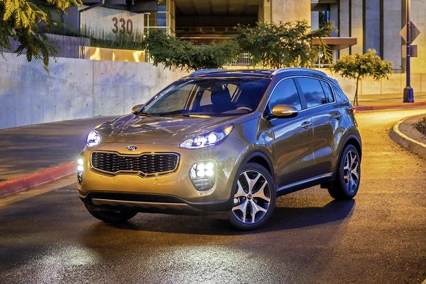 2017 Kia Sportage: 6 Ways It's a Great SUV for a Young Couple