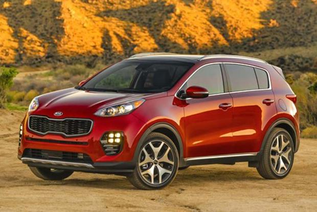 2018 kia sportage new car review autotrader. Black Bedroom Furniture Sets. Home Design Ideas
