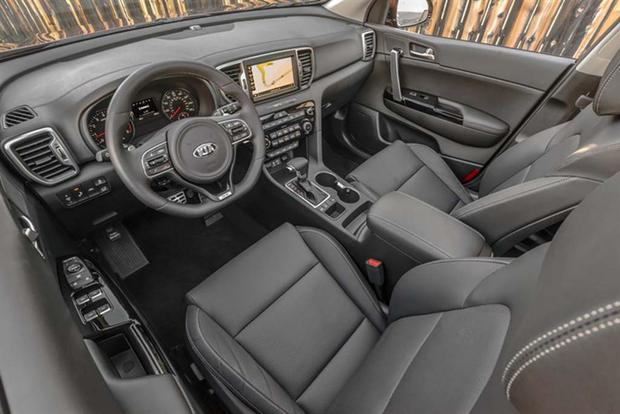2018 Kia Sportage: New Car Review featured image large thumb2