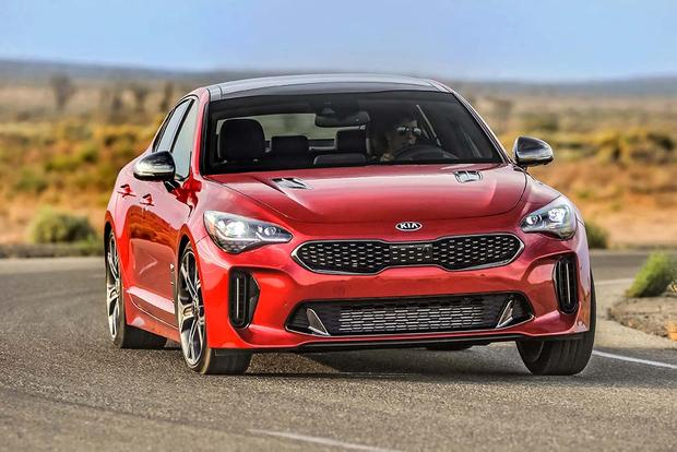 2018 Kia Stinger GT: First Drive Review featured image large thumb0