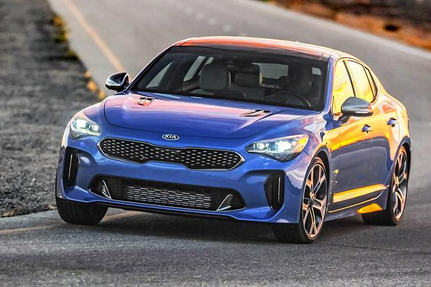 2018 Kia Stinger GT: First Drive Review featured image large thumb1