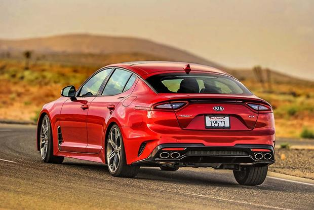 2018 Kia Stinger GT: First Drive Review featured image large thumb2