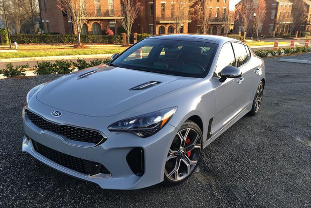 2018 Kia Stinger GT: Long-Term Ownership Introduction featured image large thumb10
