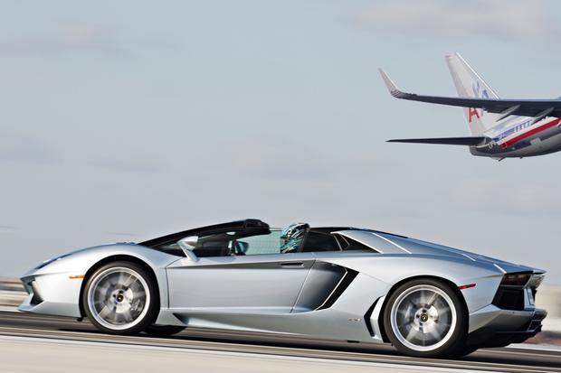 2013 Lamborghini Aventador Overview Autotrader