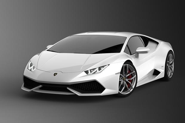 Supersports car