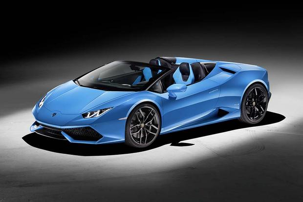 2016 Lamborghini Huracan: Overview featured image large thumb5