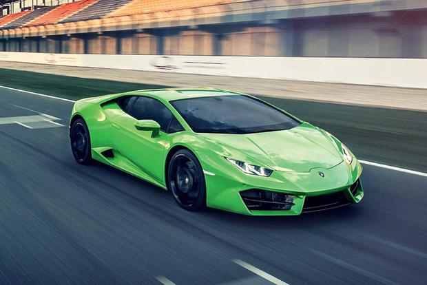 2017 Lamborghini Huracan: Overview featured image large thumb1