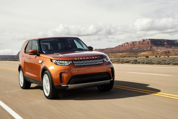 2017 Land Rover Discovery: First Drive Review