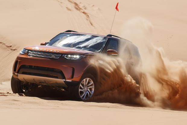 2017 Land Rover Discovery: First Drive Review featured image large thumb9