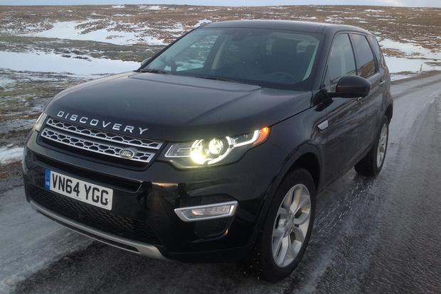 2015 Land Rover Discovery Sport: First Drive Review featured image large thumb0