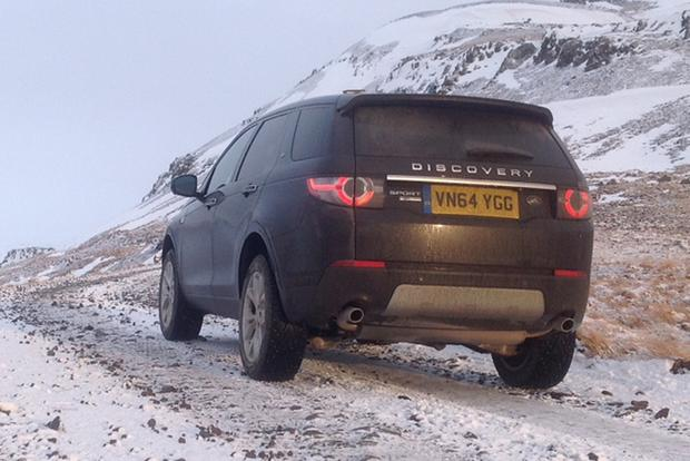 2015 Land Rover Discovery Sport: First Drive Review featured image large thumb2