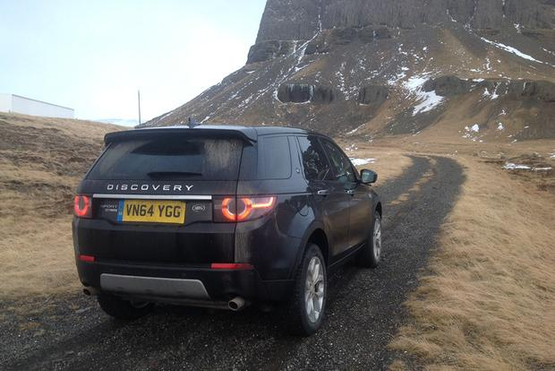 2015 Land Rover Discovery Sport: First Drive Review featured image large thumb8