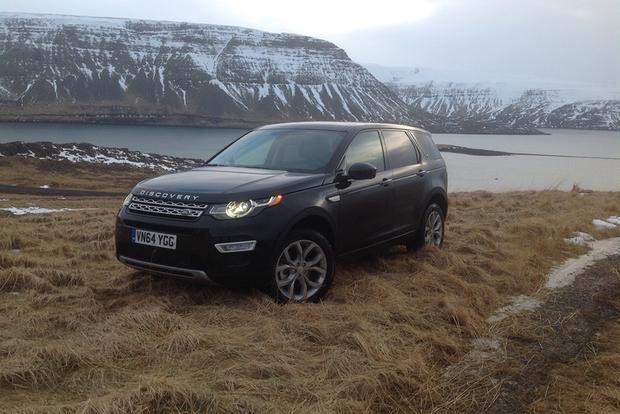 2015 Land Rover Discovery Sport: First Drive Review featured image large thumb9