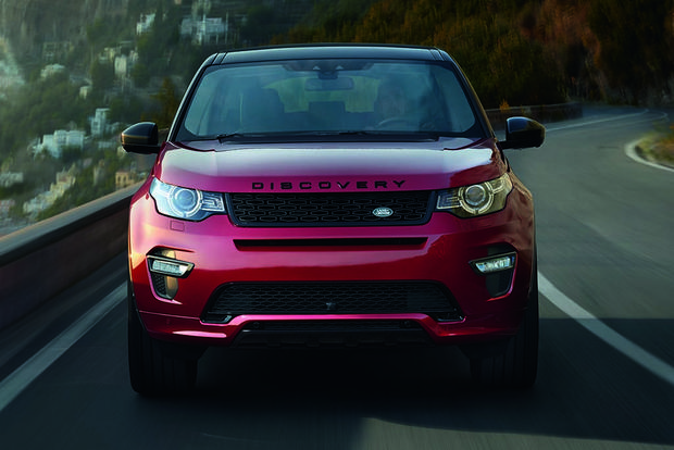 2017 Land Rover Discovery Sport: New Car Review featured image large thumb1