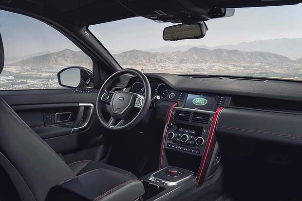 2017 Land Rover Discovery Sport New Car Review Autotrader