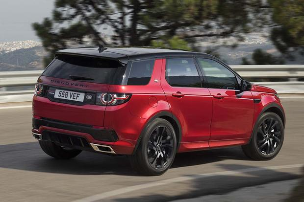 2018 Land Rover Discovery Sport: New Car Review featured image large thumb3
