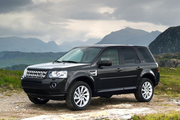 2013 Land Rover LR2: First Drive Review