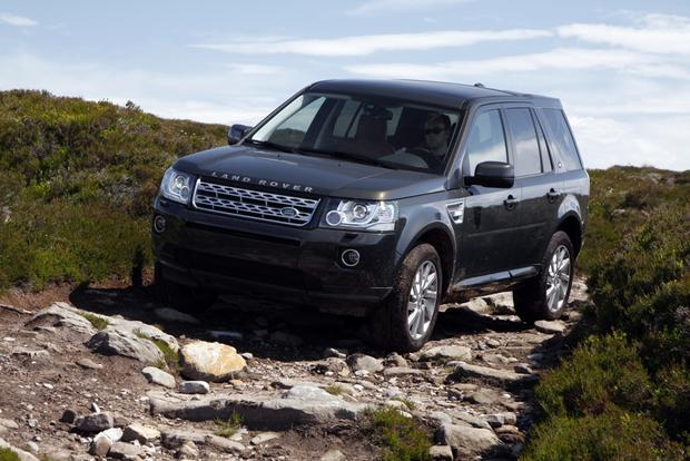 2013 Land Rover LR2: OEM Image Gallery featured image large thumb1