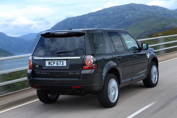2013 Land Rover LR2: First Drive Review featured image large thumb7