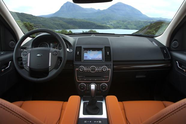 2013 Land Rover LR2: First Drive Review featured image large thumb9