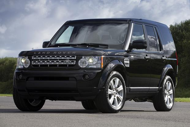 2015 Land Rover LR4: New Car Review - Autotrader