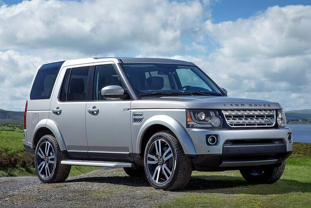 2016 Land Rover LR4: New Car Review