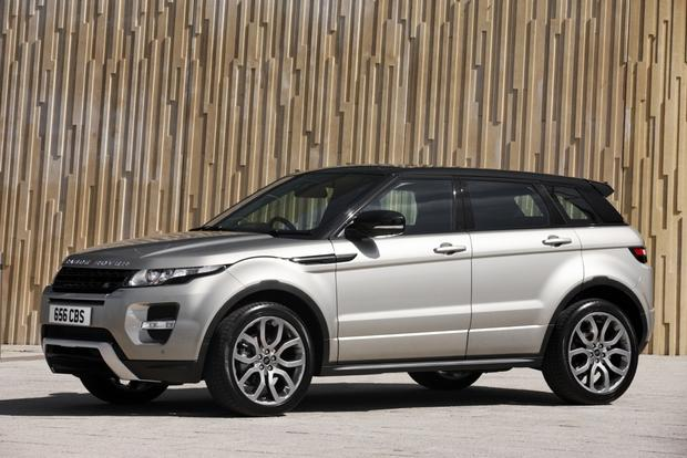 2013 Land Rover Range Rover Evoque: New Car Review