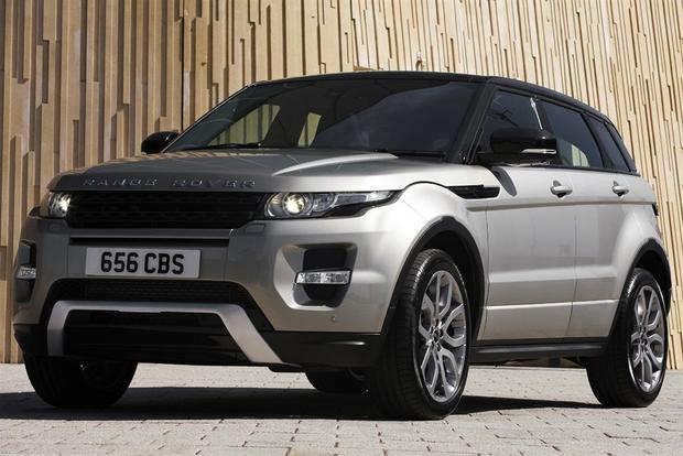 2013 Land Rover Range Rover Evoque: New Car Review featured image large thumb1