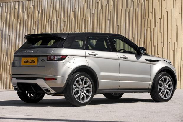 2013 Land Rover Range Rover Evoque: New Car Review featured image large thumb2