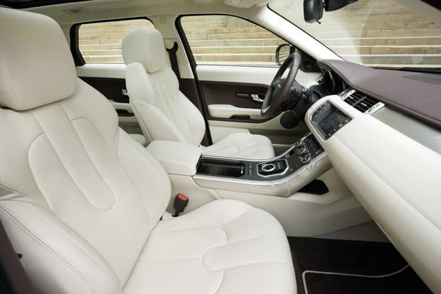 Range Rover Sport Interior >> 2013 Land Rover Range Rover Evoque: New Car Review - Autotrader