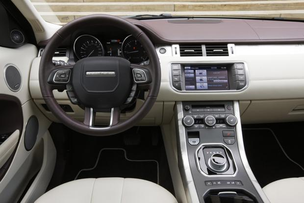 2013 Land Rover Range Rover Evoque: New Car Review featured image large thumb5