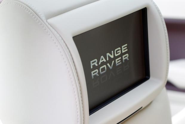 2013 Land Rover Range Rover Evoque: New Car Review featured image large thumb7