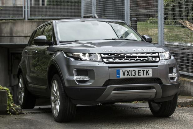 2014 land rover range rover evoque new car review. Black Bedroom Furniture Sets. Home Design Ideas