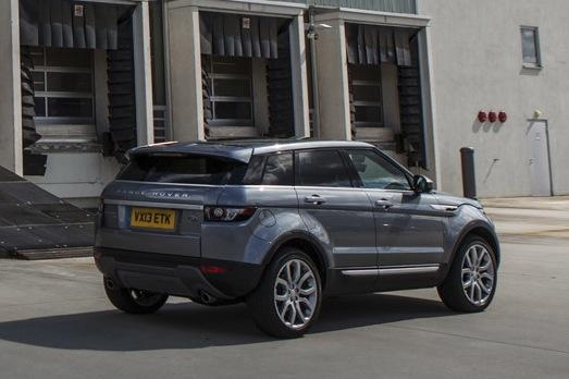 2014 land rover range rover evoque new car review autotrader. Black Bedroom Furniture Sets. Home Design Ideas