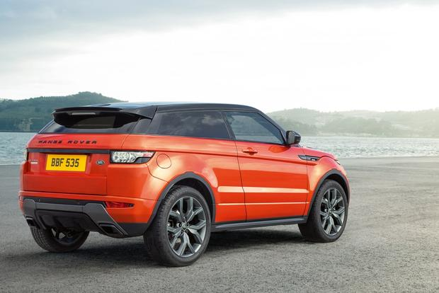 2015 land rover range rover evoque new car review autotrader. Black Bedroom Furniture Sets. Home Design Ideas