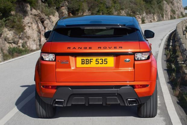 2015 Land Rover Range Rover Evoque: New Car Review featured image large thumb2